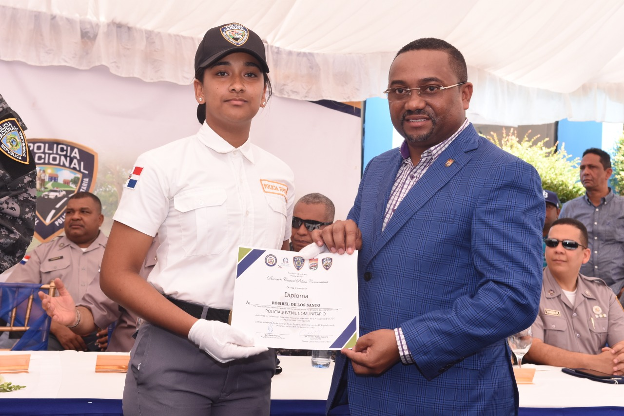 Alcalde René Polanco destaca apoyo de presidente Danilo Medina a la juventud dominicana