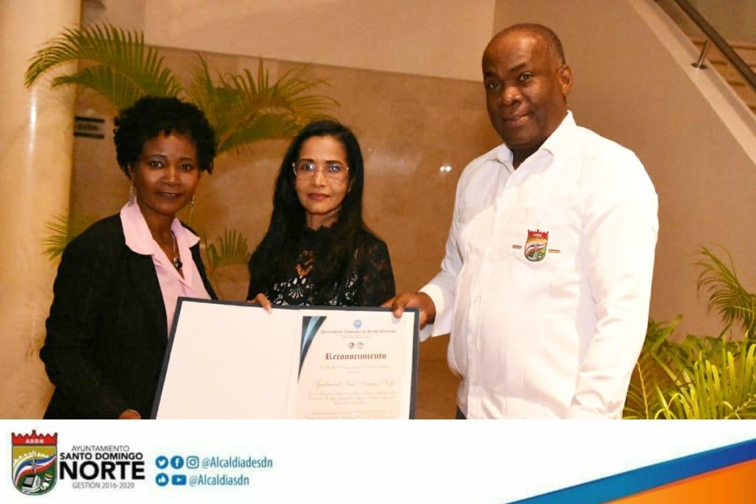 La Facultad de Psicología de la UASD reconoce a la Dirección de Recursos Humanos