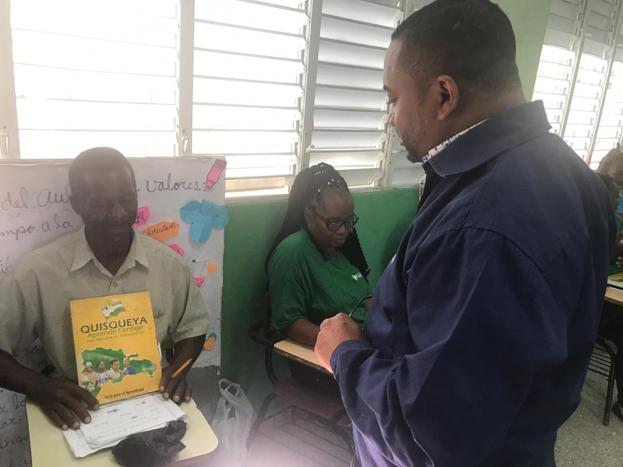 Santo Domingo Norte será declarado municipio libre de analfabetismo este jueves