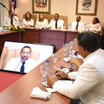 Manifestó que durante su gestión se ha fortalecido la institucionalidad y la transparencia, lo que ha permitido que una mayor cantidad de inversionistas sientan la confianza de traer sus proyectos al municipio Santo Domingo Norte.