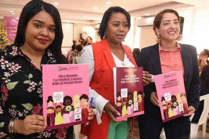 Alcaldía SDN conmemora Día Internacional de la No Violencia contra la Mujer con llamado a valorizar la familia