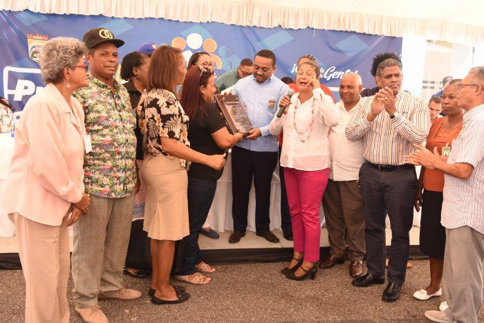 Alcaldía SDN invertirá 80 millones de pesos en obras del Presupuesto Participativo año 2020