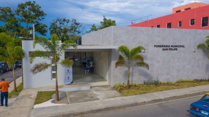 ASDN inaugura Capilla y funeraria en San Felipe